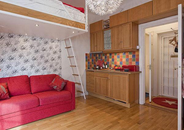21平米完美公寓