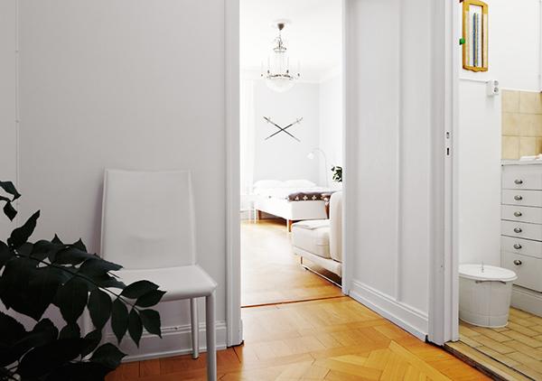 28平米简约的瑞典小公寓